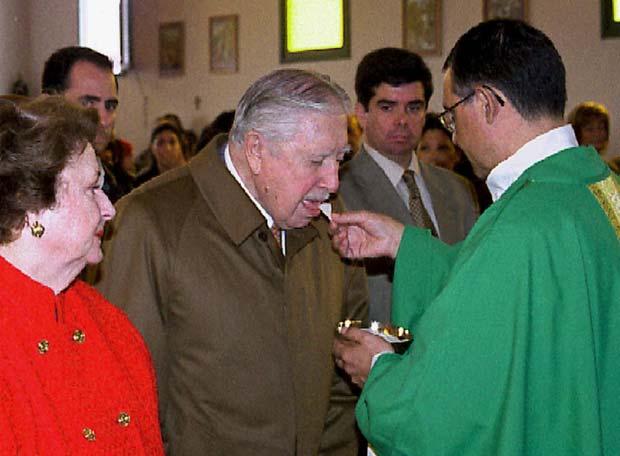 La secta católica siempre cuidó muy bien a sus criminales