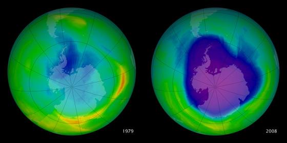 La capa de ozono en la Antártida se recuperará hacia 2080 ...