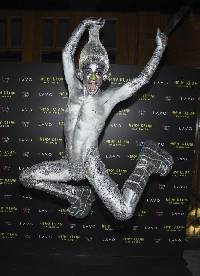 El bailarín Frankie Grande