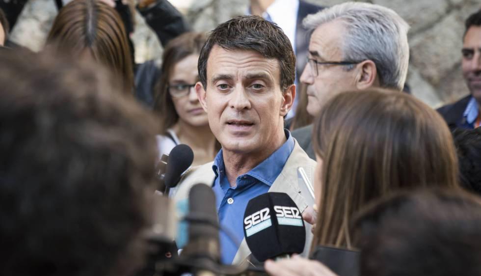 Els terribles delictes de Manuel Valls