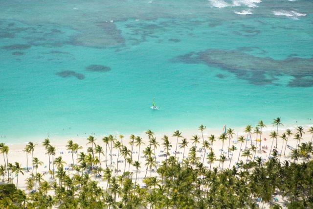 Se uma coisa deixa clara esta classificação é que o Caribe domina os primeiros postos desta lista. Na nona posição fica a praia Bávaro, uma das mais conhecidas da República Dominicana.