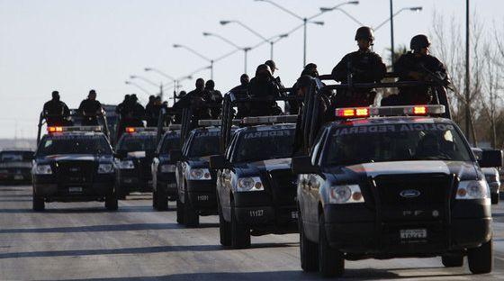 Grupos civiles cuestionan la Gendarmería anunciada por Peña Nieto | Internacional | EL PAÍS