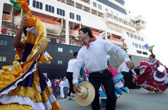 Fotos: La ruta de los cruceros vuelve a Mazatlán | Internacional | EL PAÍS
