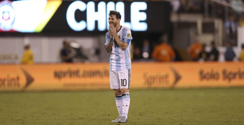 Argentina x Chile ao vivo pela final da Copa América 2016