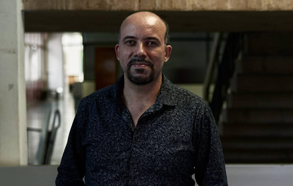 Antropólogo da USP, Marcelo Natividade