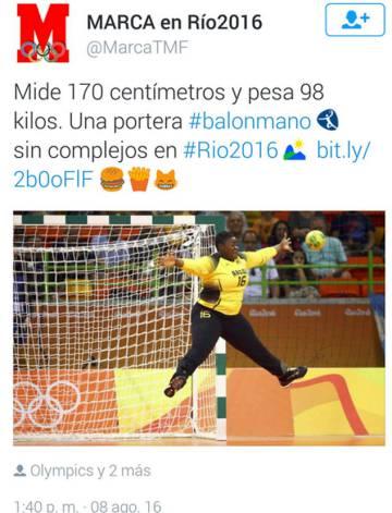 Os 9 títulos mais machistas dos Jogos Olímpicos do Rio