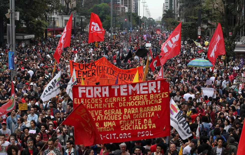 Enquanto a manifestação ocorria na Paulista, 21 pessoas estavam detidas.