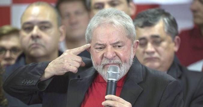 Eleições 2018 Lula candidato