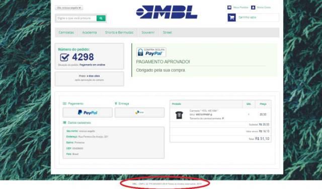 MBL Movimento Brasil Livre