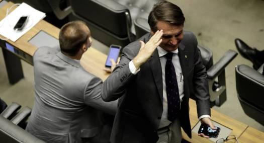 Bolsonaro ofende quilombola