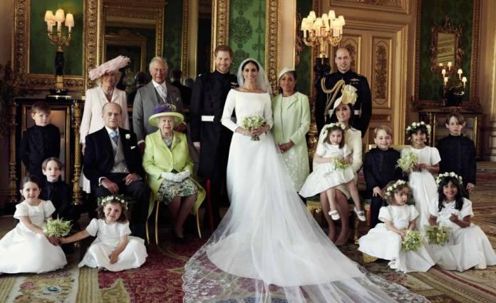 Resultado de imagem para cerimonia do casamento de harry e megan