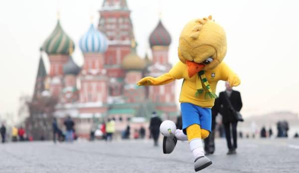 A Rússia que 72.500 torcedores do Brasil vão encontrar na ...