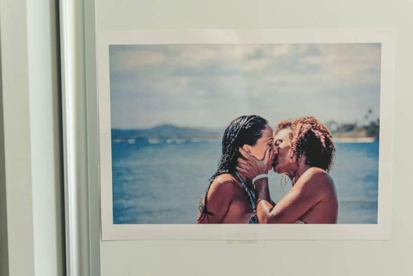 """""""Eu me apaixonei por ela no primeiro momento que eu vi"""", diz Mônica."""