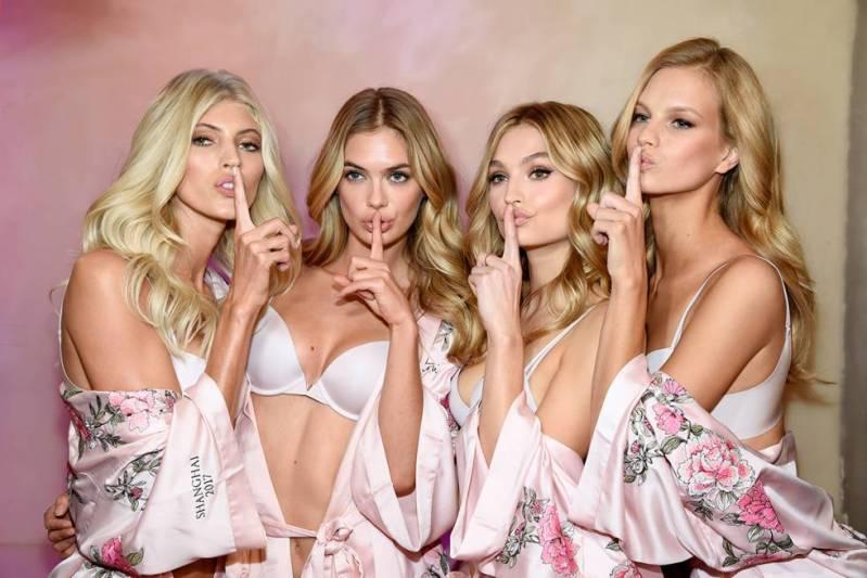 Falta de diversidade e uma visão muito concreta do que é ou não sexy: as principais críticas contra a Victoria's Secret.
