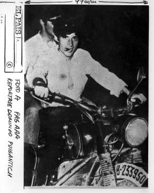 Salvador Puig Antich en una imagen del archivo de EL PAÍS.