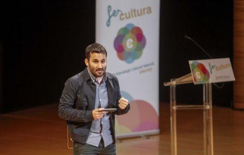 El consejero de Cultura, Vicent Marzà.