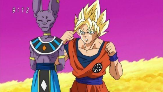 Dibujos Dragon Ball Super