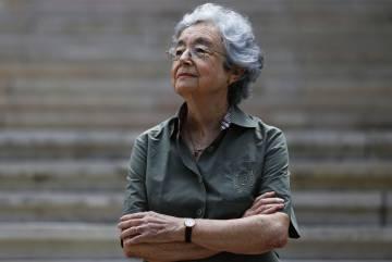 La historiadora Elisa Ruiz.
