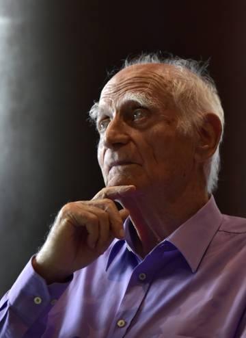 Michel Serres, en Madrid, el pasado junio.