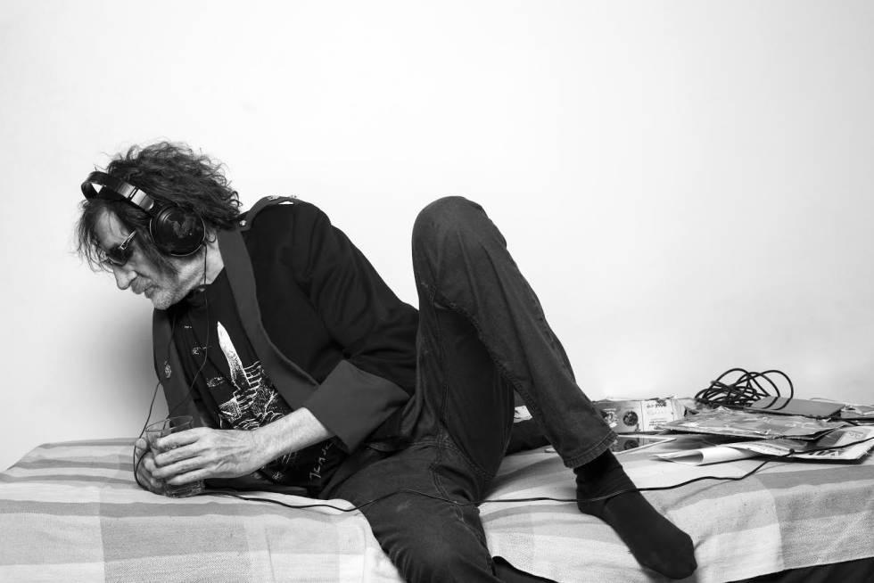 Charly García, mito viviente de la música argentina.