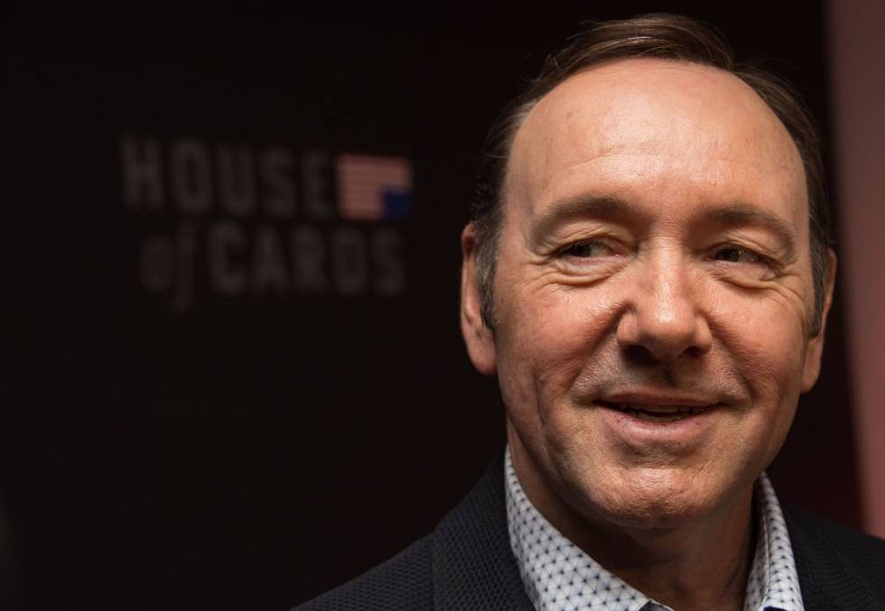 Kevin Spacey, en Washington, en febrero de 2016.
