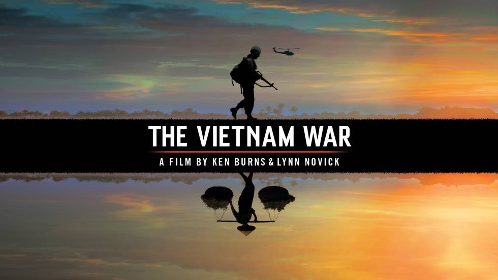 Cartel de 'The Vietnam War'.