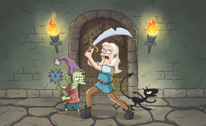 Criador de 'Os Simpsons' lança série sobre princesa alcoólatra