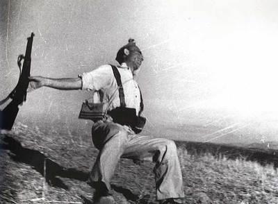 Fotografía española durante la Guerra Civil | EL