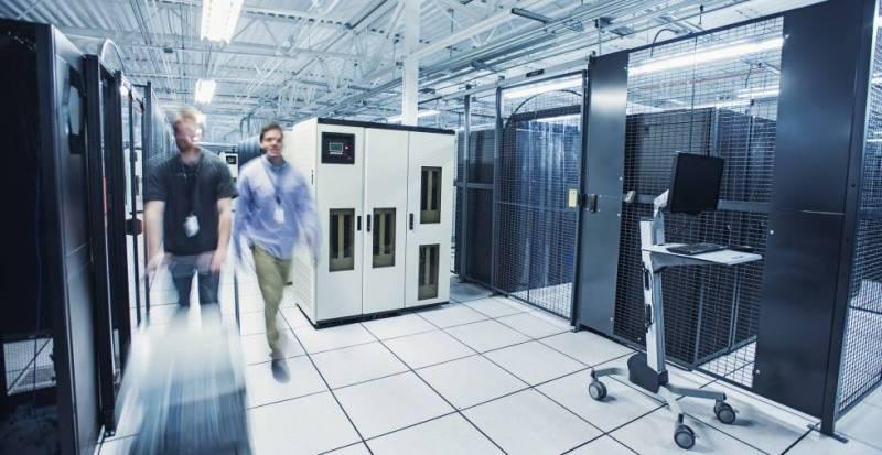 Los grandes servidores han cambiado los flujos de trabajo