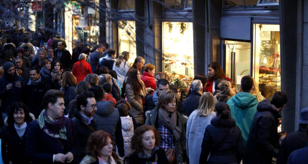 Christmas Shopping Season In Spain Bullish Spanish