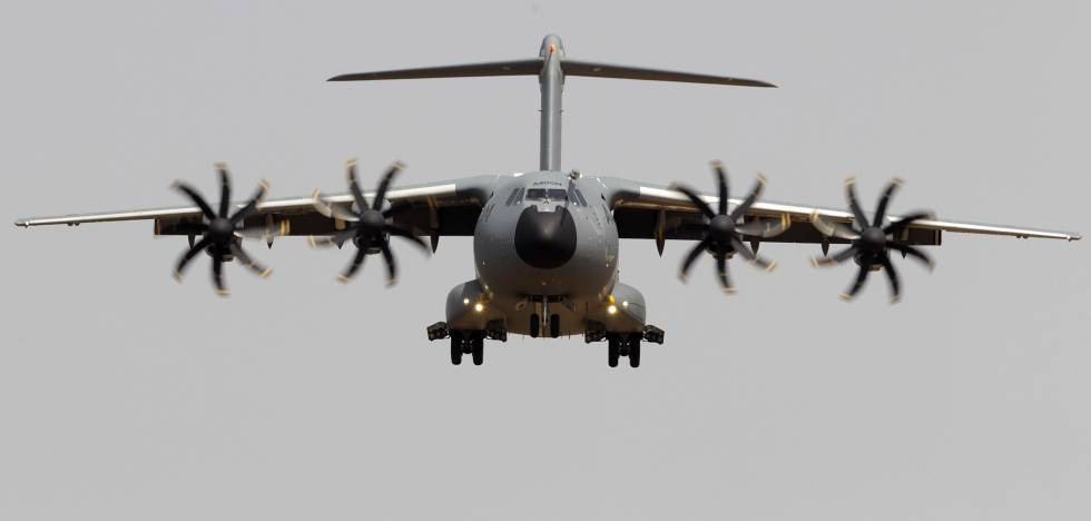 Un Airbus A400M