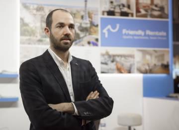 Carlos Molinet, director de marketing de Friendly Rentals.
