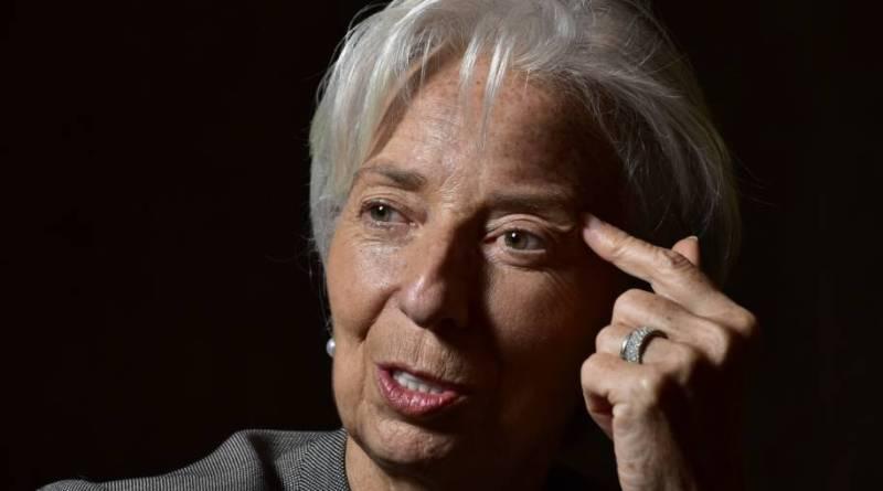 """Christine Lagarde: """"Se puede ser feliz física y sexualmente con 50 años y más"""""""
