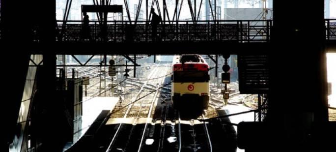 Tren de Cercanias.