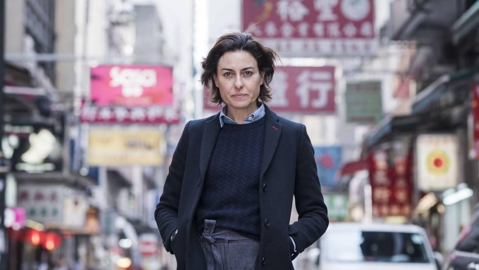 Bárbara Navarro, directiva de Google en Hong Kong.