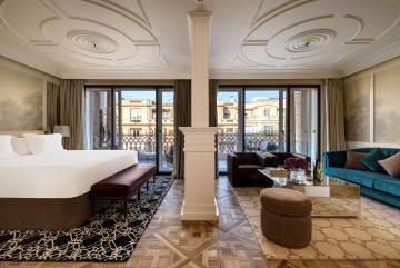 Imagen del Hotel Bless, que se inaugura este lunes.