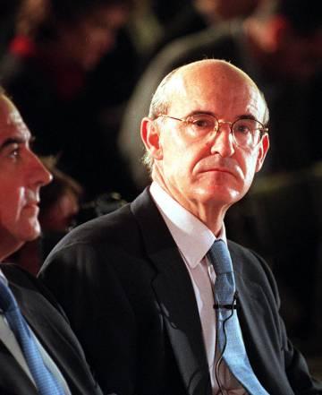 Pedro Luis Uriarte, en 1999.