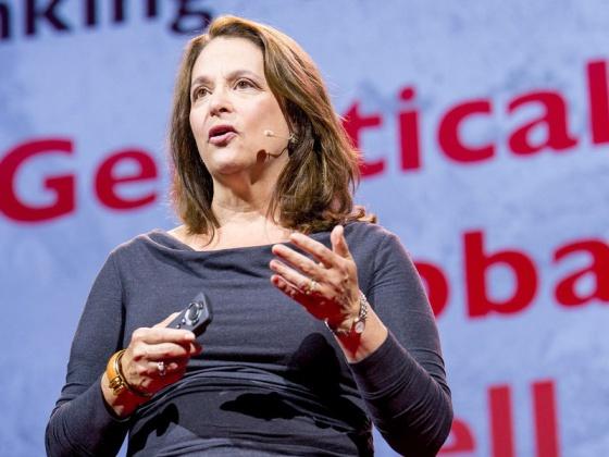 Susan Solomon, de la Fundación Células Madre de Nueva York