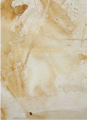 Obra 'Oxidation Painting' (1928-1987) de Andy Warhol