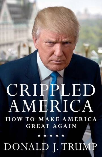 Donald Trump en cinco libros escritos por él mismo