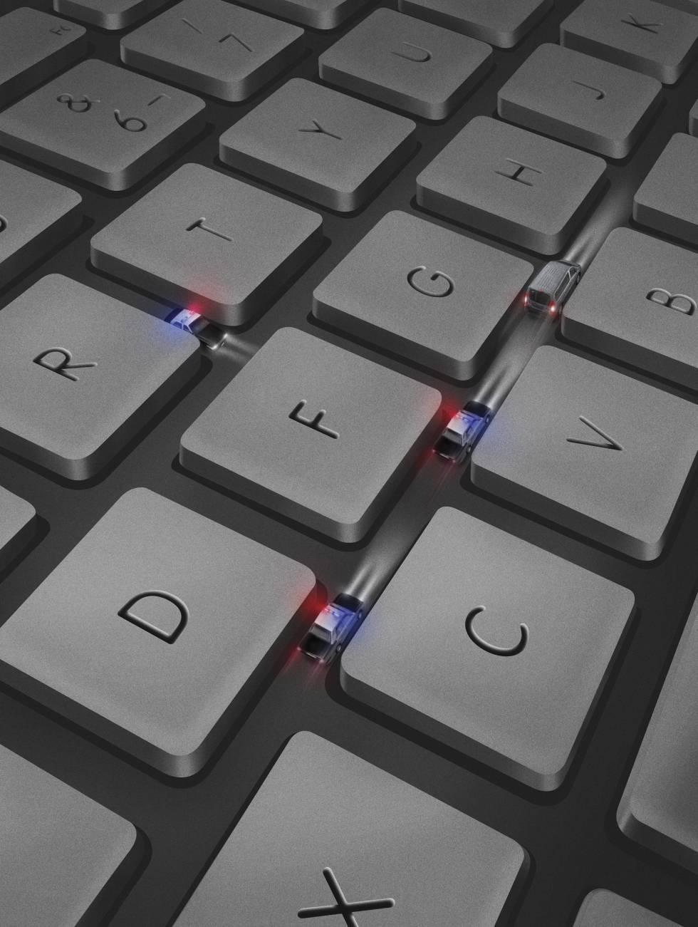 Cibercrimen. Ciberguerra. Ciberespionaje. Nadie está a salvo en Internet