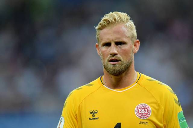 Kasper Schmeichel: Detuvo tres 'penalties' en un Mundial y cayó eliminado:  la increíble historia del portero danés | ICON | EL PAÍS