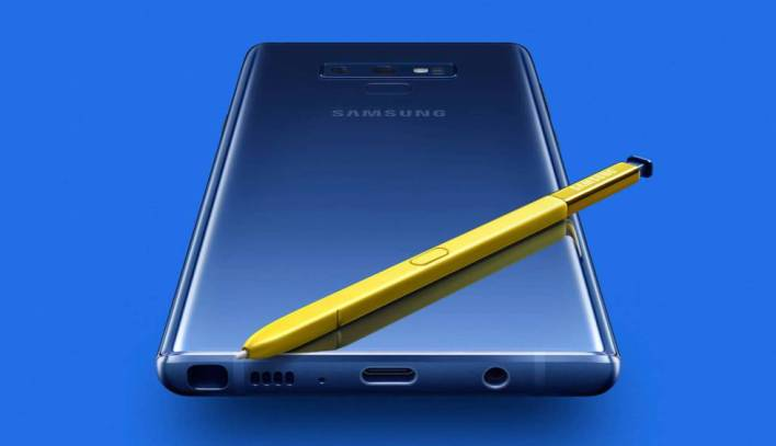 Análisis | Un mes con el Samsung Galaxy Note 9