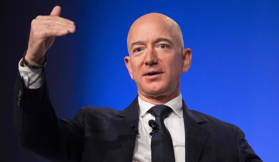 El Guion Del Divorcio De Jeff Bezos Que No Encaja
