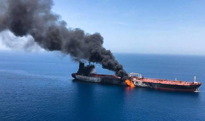 Resultado de imagen para Petroleros golfo Oman
