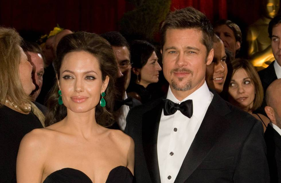 El interminable divorcio de Angelina Jolie y Brad Pitt   Gente y Famosos   EL PAÍS
