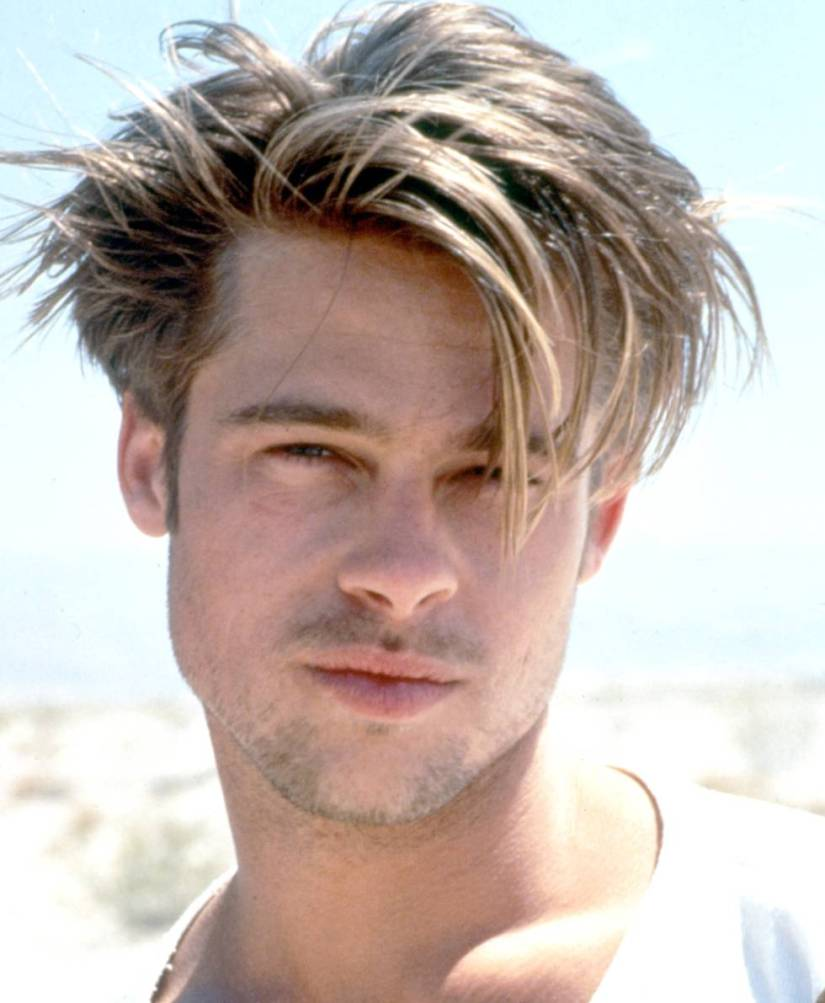 Brad Pitt's haircuts, from worst to best