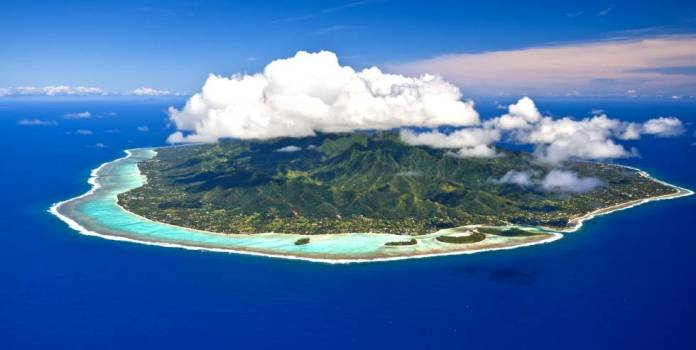 Rarotonga es un paraíso y una de las 15 islas que conforman el archipiélago de las islas Cook, país libre de coronavirus.