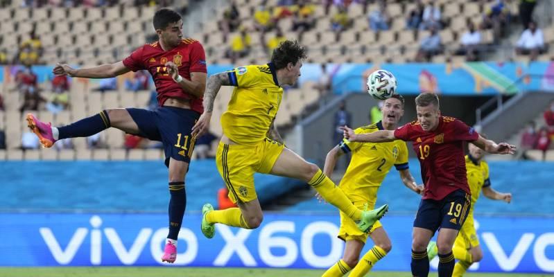 Fotos: España - Suecia, el partido de la Eurocopa 2021, en imágenes |  Deportes | EL PAÍS