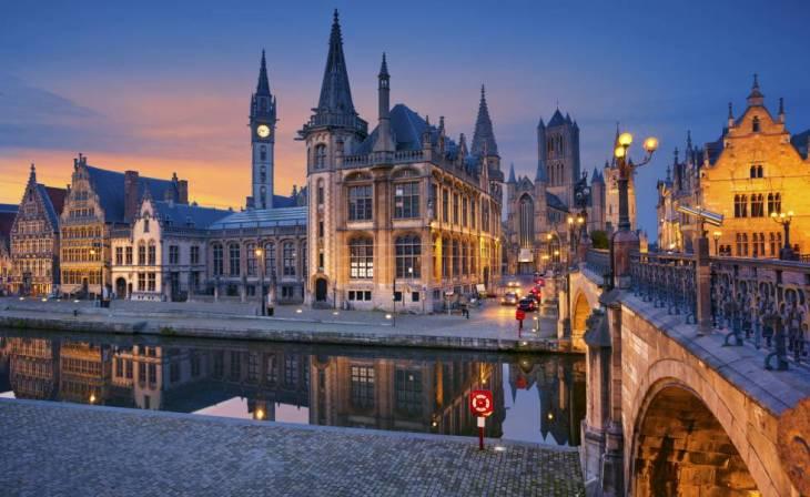 Las tres torres de Gante | El Viajero | EL PAÍS